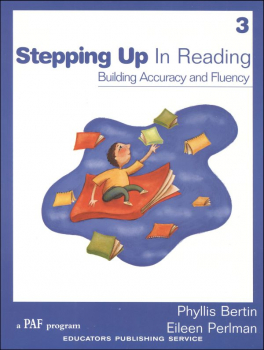 Stepping Up in Reading 3