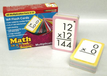Math in a Flash Multiplication