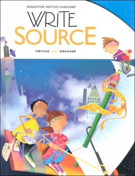 Write Source (2012 Edition) Grade 5 Student Edition