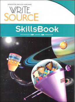 Write Source (2012 Edition) Grade 6 SkillsBook Student