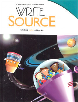 Write Source (2012 Edition) Grade 6 Student Edition