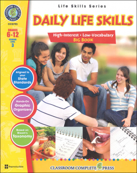 Daily Life Skills Big Book - Combined Volume (Life Skills)