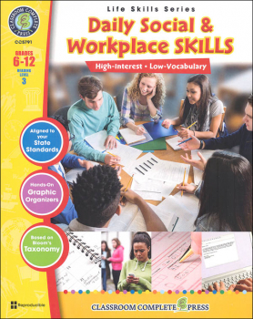Daily Social & Workplace Skills (Life Skills)