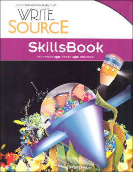 Write Source (2012 Edition) Grade 7 SkillsBook Student