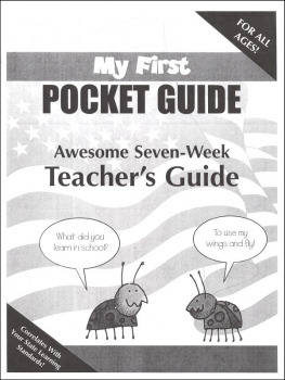 My First Pocket Guide Teacher's Guide