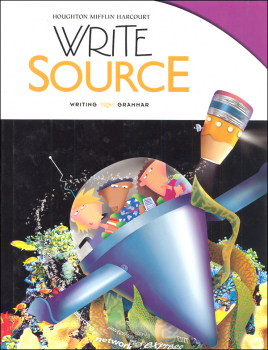 Write Source (2012 Edition) Grade 7 Student Edition