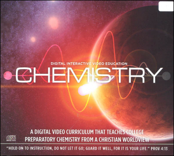 DIVE Chemistry Lecture and Lab CD-ROM