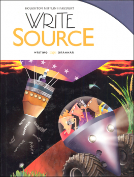 Write Source (2012 Edition) Grade 8 Student Edition