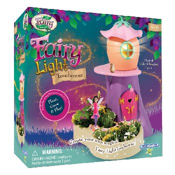 My Fairy Garden Light Treehouse