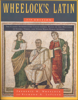 Wheelock's Latin Student Text