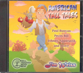 American Tall Tales Audio CD