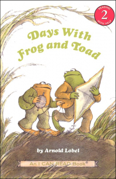 Days with Frog and Toad (ICR L2)