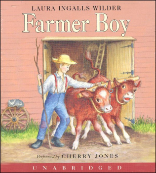 Farmer Boy Audio CDs