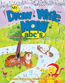 My Draw-Write-Now abc's (lowercase)