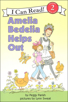 Amelia Bedelia Helps Out (ICR L2)