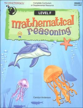 Mathematical Reasoning Level F (Gr. 5)