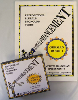 German Grammar Enhancement w/ CDs