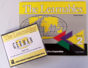 German Level 2 Complete Set w/ CDs