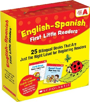 English-Spanish First Little Readers: Level A