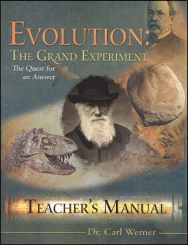 Evolution: Grand Experiment Teacher's Manual