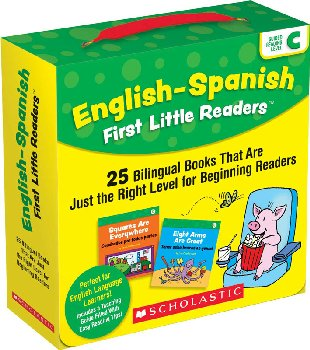 English-Spanish First Little Readers: Level C