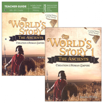 World's Story 1: Ancients Set