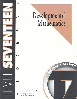 Developmental Math Level 17 Worktext