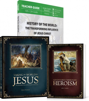 History of the World Curriculum Pack