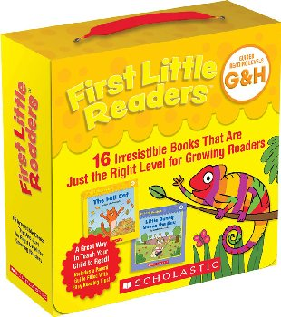 First Little Readers: Guided Reading Levels G & H