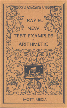 Ray's Test Examples in Arithmetic