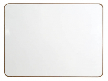 "Magnetic Whiteboard 2-sided - Plain (9"" x 12"")"