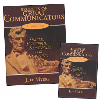 Secrets of Great Communicators Set