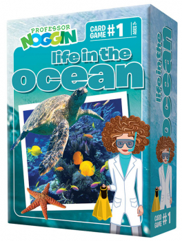 Prof Noggin's Life in the Ocean Card Game
