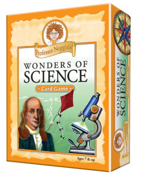 Prof Noggin's Wonders of Science Card Game
