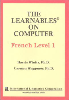 French Level 1 MAC - The Learnables 5 Disc Set