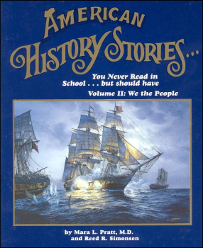 American History Stories You Never Read in School?But Should Have Vol. 2
