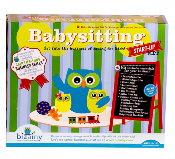 Babysitting Kit (Bizainy Activity Kits)