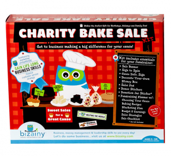 Charity Bake Sale Kit (Bizainy Activity Kits)