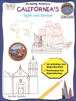California's Sights and Symbols (Drawing Amer