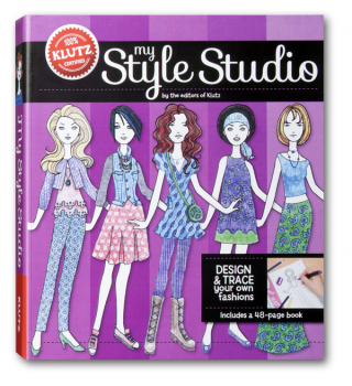 My Style Studio: Design & Trace Your Own Fashions