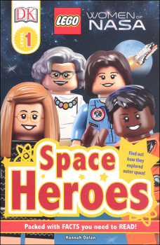 LEGO Women of NASA: Space Heroes (DK Reader Level 1)
