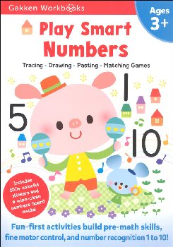 Play Smart Numbers 3+