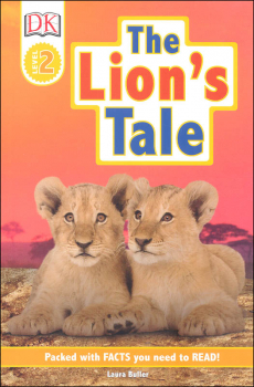 Lion's Tale (DK Reader Level 2)