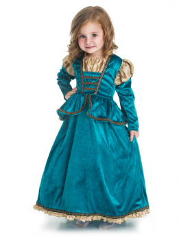Scottish Princess Costume - Xlarge