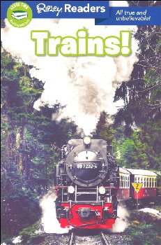 Trains (Ripley Reader Level 2)