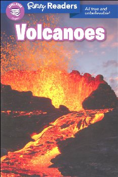 Volcanoes (Ripley Reader Level 4)