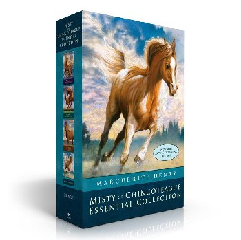 Misty of Chincoteague Essential Collection