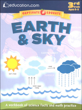 Earth and the Sky (Education.com Workbooks)
