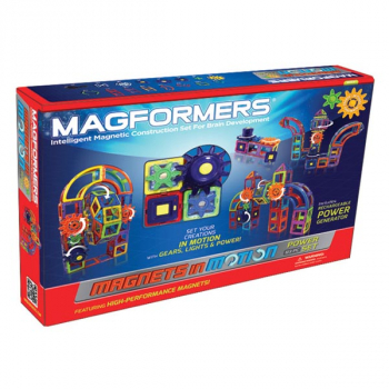 Magformers - Magnets n' Motion Large Power Set