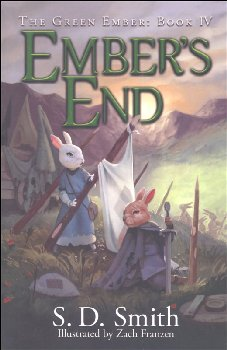 Ember's End - Book IV (Green Ember Series)
